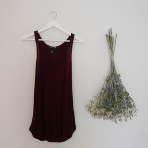 Tops - Rouge Tank